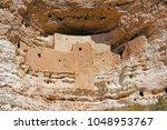 montezuma castle national... | Shutterstock . vector #1048953767