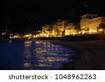 italy  monterosso shore at... | Shutterstock . vector #1048962263