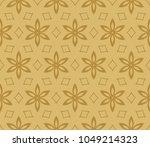 seamless modern vector... | Shutterstock .eps vector #1049214323