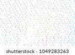 light multicolor  rainbow... | Shutterstock .eps vector #1049283263