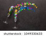 party time concept | Shutterstock . vector #1049330633