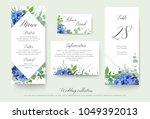 Wedding Floral Personal Menu ...