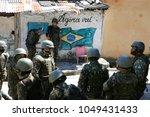 rio de janeiro  brazil  16th... | Shutterstock . vector #1049431433