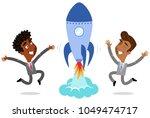vector illustration of cartoon...   Shutterstock .eps vector #1049474717