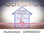 test on the presence of... | Shutterstock . vector #1049600267