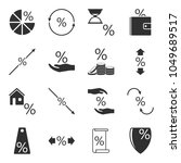 set of icons associated with...   Shutterstock .eps vector #1049689517