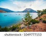 Picturesque Mediterranean Seascape Turkey Asia - Fine Art prints