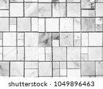 stone brick wall textured...   Shutterstock . vector #1049896463