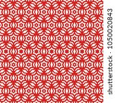 red background texture pattern | Shutterstock .eps vector #1050020843