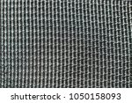 texture of fabric made of nylon. | Shutterstock . vector #1050158093