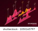 abstract vector digital...