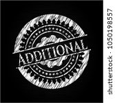 additional chalkboard...   Shutterstock .eps vector #1050198557