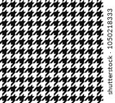 seamless textile geometric... | Shutterstock .eps vector #1050218333