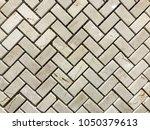 stone brick wall textured...   Shutterstock . vector #1050379613