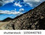 palm springs desert   Shutterstock . vector #1050440783