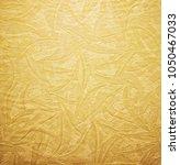 golden background texture....   Shutterstock . vector #1050467033