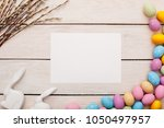 easter traditional objects... | Shutterstock . vector #1050497957