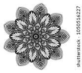 mandalas for coloring book....   Shutterstock .eps vector #1050516227