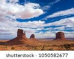 west mitten  east mitten in... | Shutterstock . vector #1050582677
