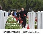 canakkale  turkey   march 18 ... | Shutterstock . vector #1050638513