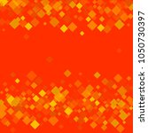 rhombus red minimal geometric... | Shutterstock .eps vector #1050730397