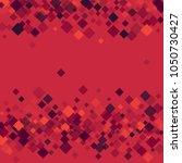 rhombus template minimal... | Shutterstock .eps vector #1050730427