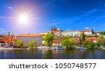 Prague Castle And Saint Vitus...