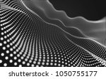 abstract polygonal space low...   Shutterstock . vector #1050755177