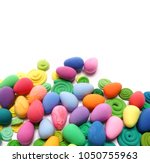 easter. abstraction from...   Shutterstock . vector #1050755963