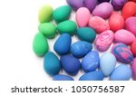 easter. abstraction from...   Shutterstock . vector #1050756587