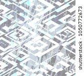 abstract seamless texture. grey ...   Shutterstock .eps vector #1050772673