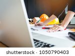 concept architects  architect... | Shutterstock . vector #1050790403