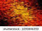 dark orange vector layout with... | Shutterstock .eps vector #1050846353