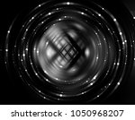 abstract background grey light... | Shutterstock . vector #1050968207