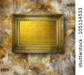 old victorian frames victorian... | Shutterstock . vector #105114533