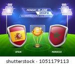 soccer championship league ...   Shutterstock .eps vector #1051179113