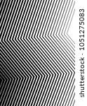 white black color. linear... | Shutterstock .eps vector #1051275083