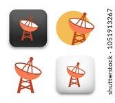 flat vector icon   illustration ... | Shutterstock .eps vector #1051913267