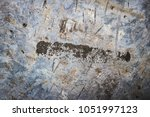 grunge and cracked old concrete ... | Shutterstock . vector #1051997123