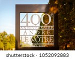 the birthday of the tuileries... | Shutterstock . vector #1052092883
