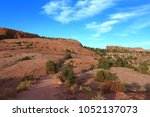 arches national park  usa  | Shutterstock . vector #1052137073