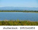 photos of the minneriya... | Shutterstock . vector #1052161853