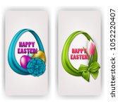 elegant template for design of... | Shutterstock . vector #1052220407