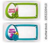 elegant template for design of... | Shutterstock . vector #1052220413