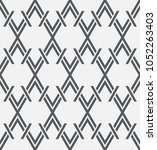 vector seamless pattern.... | Shutterstock .eps vector #1052263403