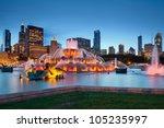 Buckingham Fountain. Image Of...