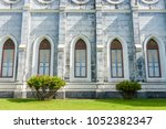 nativity of our lady cathedral... | Shutterstock . vector #1052382347