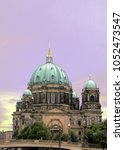 Small photo of Berlin/Germany-: Berlin Cathedral (Berliner Dom), the Evangelical Supreme Parish and Collegiate Church 2016