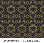 seamless background modern... | Shutterstock .eps vector #1052613263