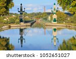 Small photo of Briare aqueduct, France